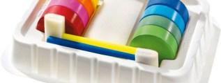 L'arcobaleno magico. Colori e spugne per disegnare