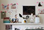 Bambole di stoffa e mobiles colorati: Matilde Beldroega®
