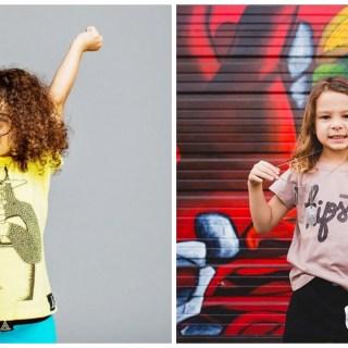 Messy hair don't care: lo stile di Quinn+Fox