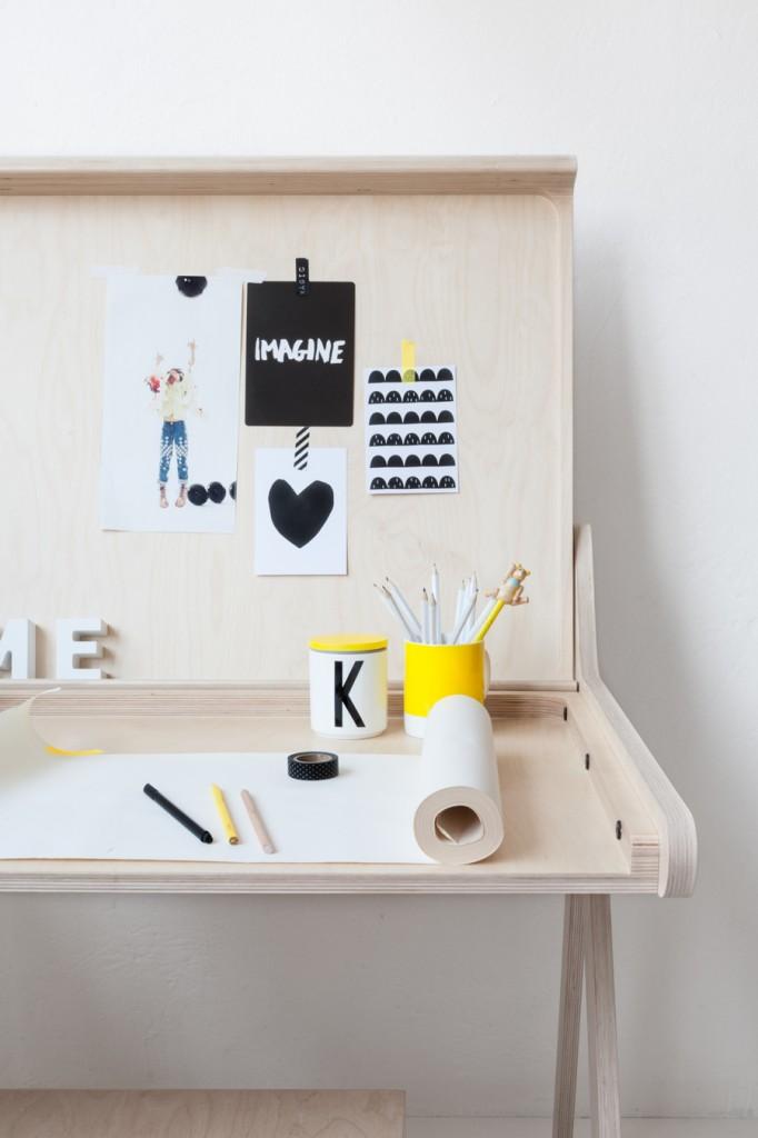 rafakids_K_desk scrivania per bambini design