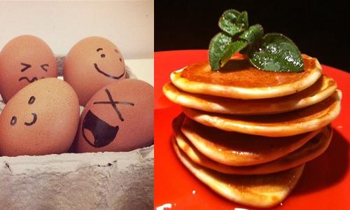 akari's pancake