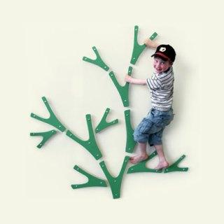 Un albero per arrampicarsi… dentro casa