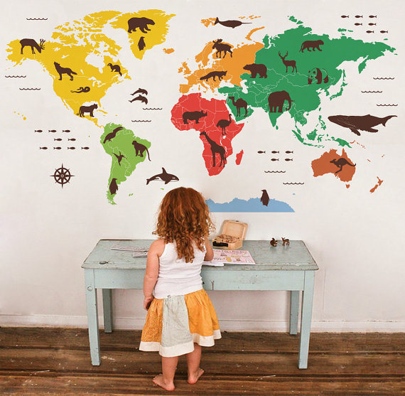 animal_world_map_decal_etsy