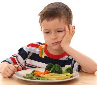Dall'Inghilterra arriva il metodo per far mangiare le verdure ai bimbi!