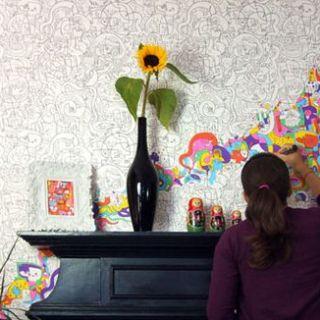 colourin wallpaper