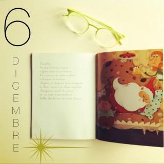 Calendario dell'Avvento: 6 Dicembre 2013 #lilAvvento