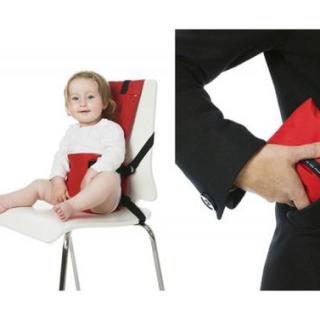 Il seggiolone (o sedia) da tasca