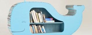 <!--:it-->Libreria e balena in cameretta<!--:-->