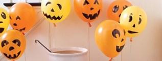 Palloncini paurosissimi – e facilissimi – per Halloween
