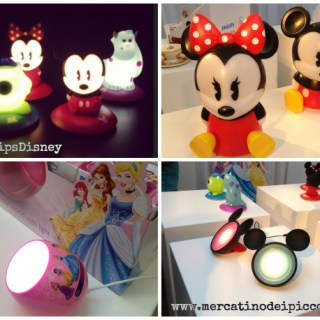 illuminazione Philips Disney
