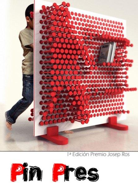 PinPres Storage retro