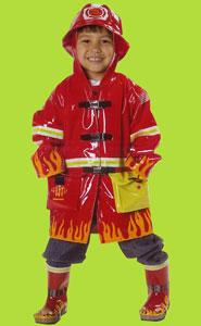 Impermeabile da pompiere