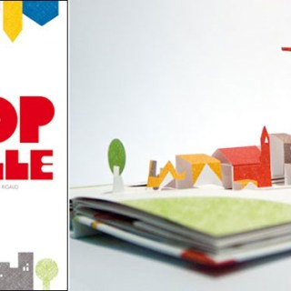 Roma, libri Pop-Up e PopVille