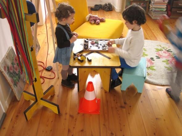Tavolino della serie Muzzle®