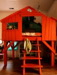 3 idee in cameretta per i letti rialzati dei bambini