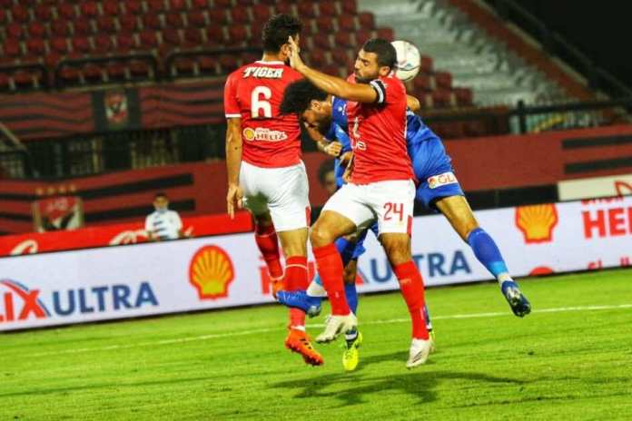 Strong cohesion between Ahmed Fathy and Yasser Ibrahim