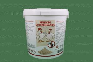 Diatomeeënaarde 10 liter ( Hemexcide)