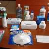 新型コロナウイルス(新型コロナ、新コロ)対策(我が家の危機管理)