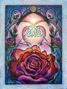 Mysticrose by Willow Arlenea, www.MysticLifeDesign.com