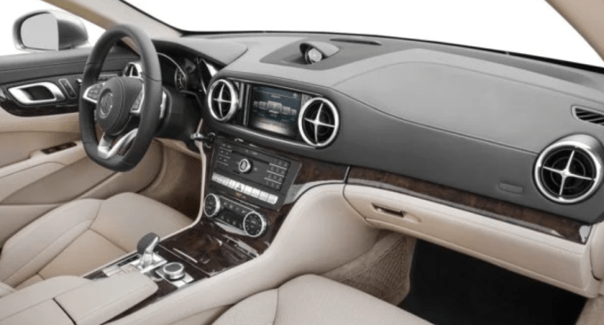 2019 Mercedes SL Interior