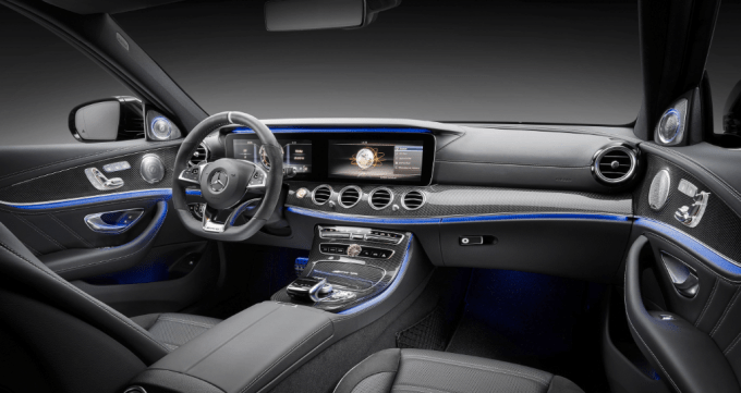 2020 Mercedes GLS 63 AMG Interior