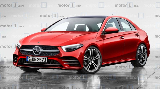 2021 Mercedes C Class Sedan Rendered With Upscale Look