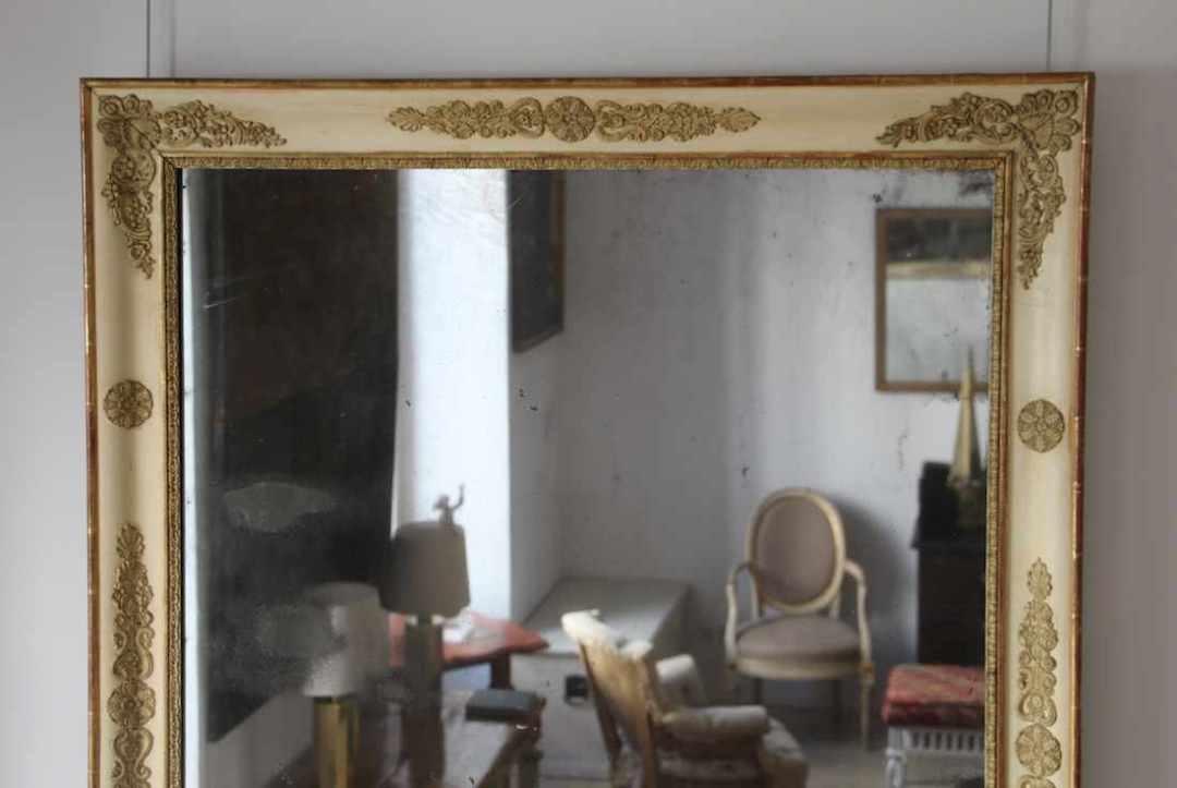 Gran Espejo Restauracion. Francia