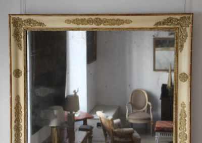 Gran Espejo Restauración. Francia. c. 1830