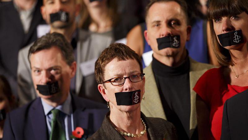 La liberté de parole