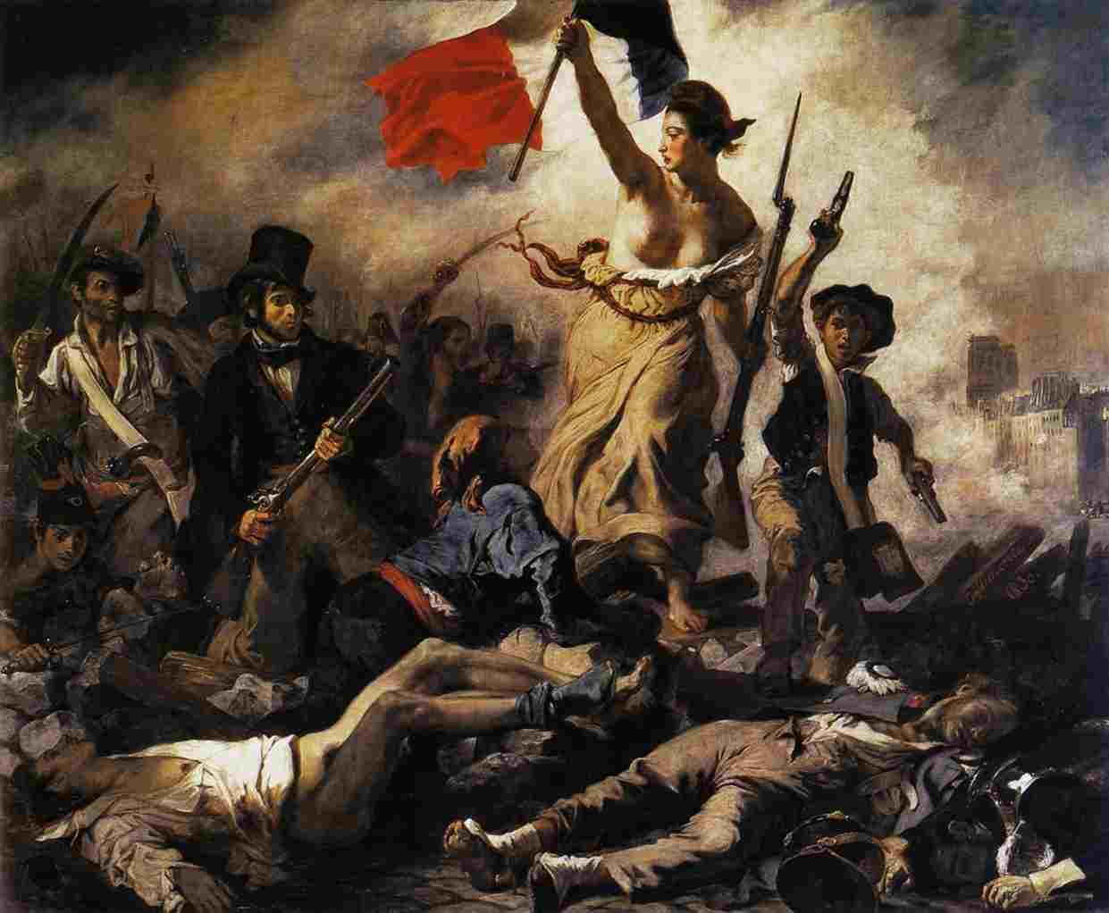 France pays de la liberté