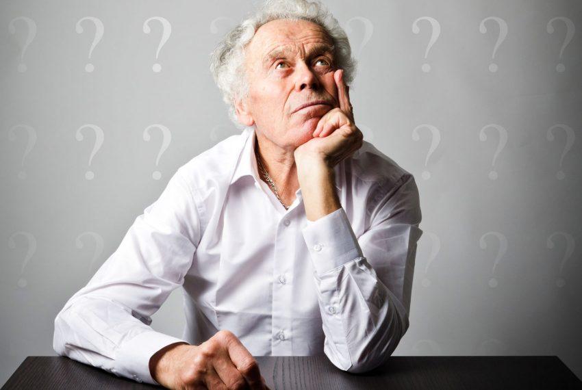 Réflexions désabusées d'un vieil atrabilaire.