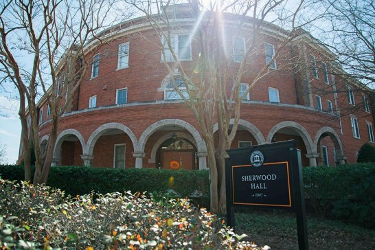 Sherwood Hall