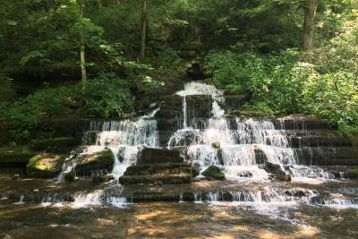 Shaker Waterfall