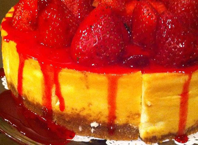 Ky Fudge Cheesecake