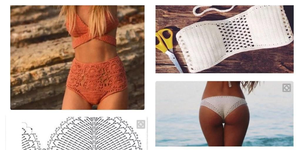 Ideas de bikinis y tops para el verano