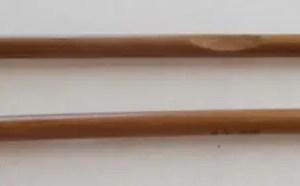 crochet en bambou n 6,5