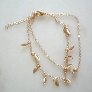 réf 12-b-0011 bracelet de cheville