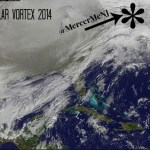Mercer Me Polar Vortex via NASA