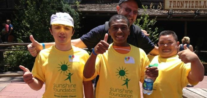 HHF Proudly Supports: Sunshine Foundation's Dreamlift