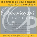 Occasions Paperie
