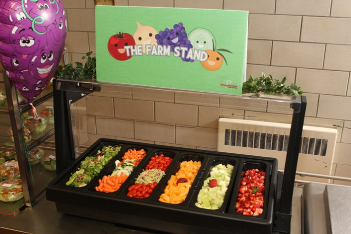 New Food Provider Offers Healthy Lunch Options to School District