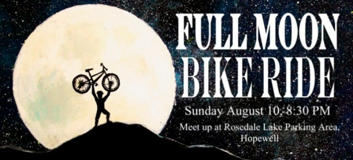 Scope Out the Super Moon and Spectacular Sourland at Bike Events