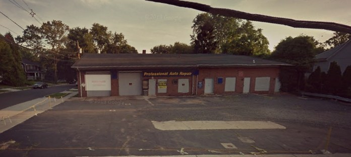 Changes at Former Sunoco Station in Hopewell Boro