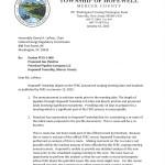 FERC Letter Scoping Lester