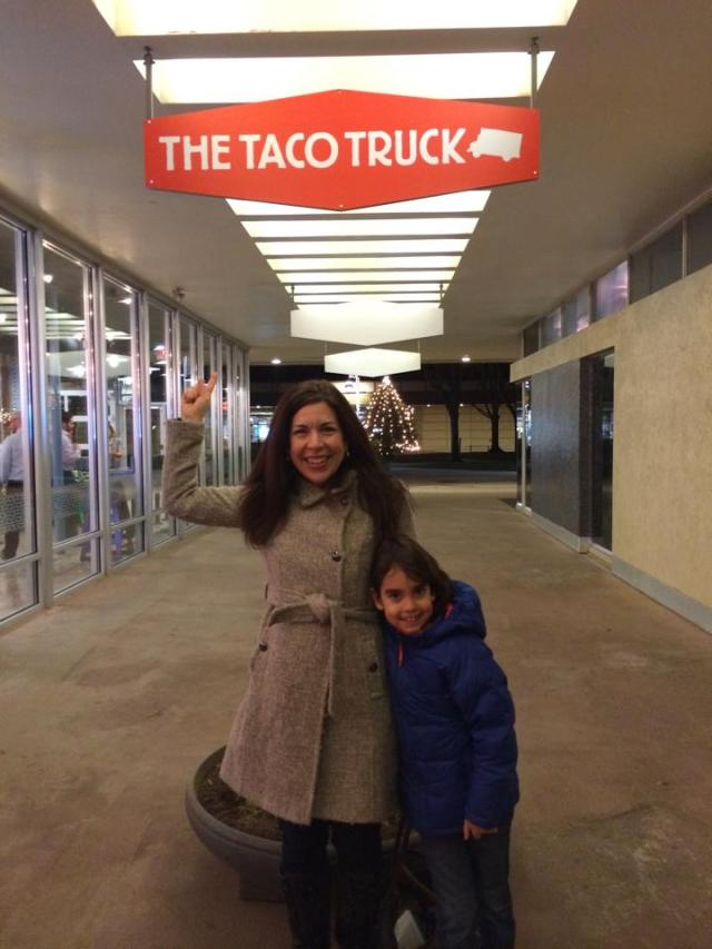 Taco Truck Opening