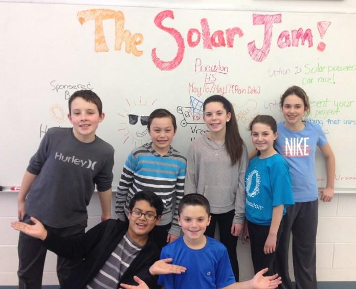 Melvin Kreps Middle in East Windsor Named Eco-School