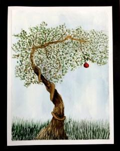 Artwork by Elizabeth McCleary, Timberlane Middle School