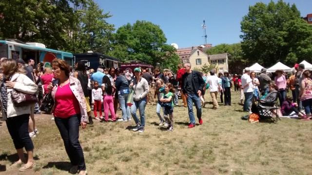 Mill HIll Park 2nd Annual Pork Roll Festival