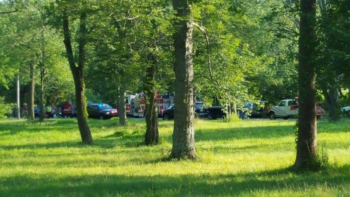 One Dead in Motor Vehicle Crash on Route 31 in Hopewell Township