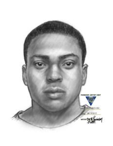15-21030 Composite Sketch of second suspect